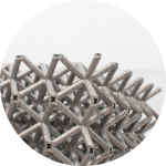 lattice structure - 3d printing